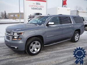 2016 Chevrolet Suburban LTZ - Loaded - Bucket Seating - Dual DVD