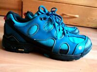 Jack Wolfskin lightweight sporty hiking shoes