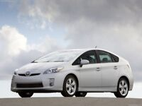 Toyota Prius Car for rent / hire from only £120 PCO Car Uber Ready PCO leather interior