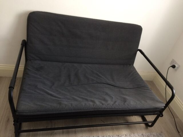 Peachy Ikea Futon Lounge Sofa Couch Fold Out Bed In Borehamwood Hertfordshire Gumtree Dailytribune Chair Design For Home Dailytribuneorg