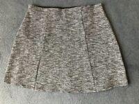 Divided Size Medium Skirt, Worn Once, Stretch Waist
