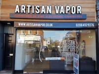Vape Shop For Sale Main Cricklewood Broadway NW2