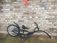 Adventure ditto tag along bike for sale