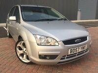 Ford Focus 1.6 TDCi DPF Style 5 door with FSH + CAM BELT + NEW MOT
