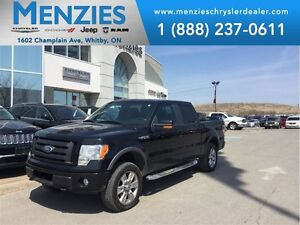 2009 Ford F-150 FX4, Bluetooth, Leather, 4x4, Clean Carproof
