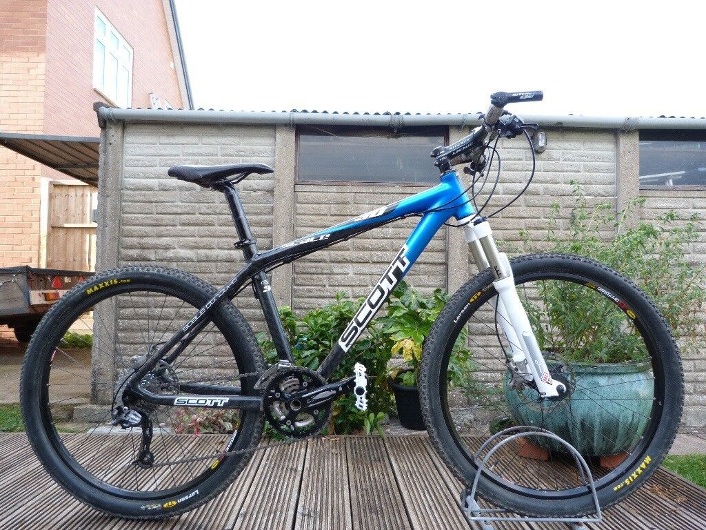 Scott Scale 30 Carbon Hardtail Mountain Bike 17 Medium Frame 27