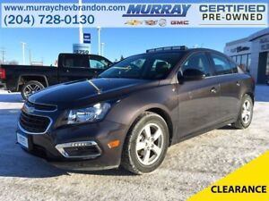 2015 Chevrolet Cruze 2LT Turbo FWD *Backup Camera* *Heat Leather