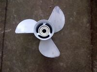 Yamaha 60 to 140hp outboard motor propeller size 13x19 13 x 19 K