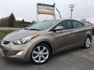 2013 Hyundai Elantra Limited Absolutely Loaded ! NAV !