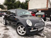 MINI Hatch 1.6 Cooper Full Service History Panoramic Roof 1 Owner 1 Year MOT + WARRANTY