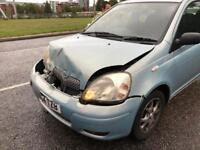 Toyota yaris for Parts