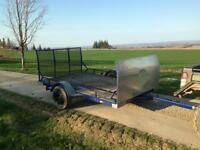 Utility/Motorcycle Trailer
