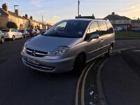 2007 Citroen C8 XS Automatic People Carrier - 7 Seater - 2ltr Petrol - Low Mileage