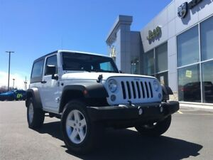 2016 Jeep Wrangler SPORT4X4  HARD TOP MANUAL