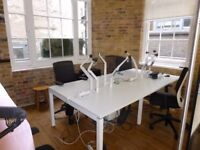 Creative office spaces - Farringdon ( 400/month)