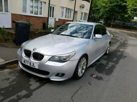 BMW 525d MOTORSPORT. 2.5 TURBO DIESEL. PX WELCOME