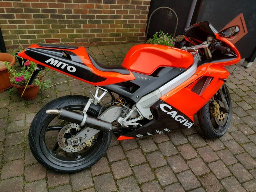 cagiva mito 125 ev 2006 in north shields tyne and wear gumtree. Black Bedroom Furniture Sets. Home Design Ideas