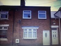3 BED TERRACED HOUSE TO LET IN HOUGHTON £425.00 PCM AVAILABLE NOW! LOW DEPOSIT!
