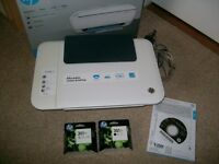 Mains home Printer, with 2 XL toners