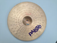 "Vintage Paiste 400 Power Ride 20"" Cymbal"