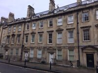 Double room in Centre of Bath, top floor 2 bed flat, furnished