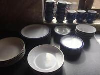 Denby dinner sets