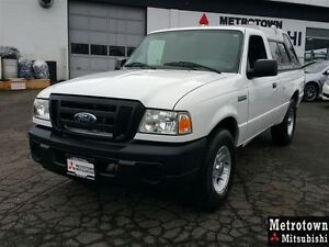 2008 Ford Ranger XL; Local & No accidents! Has Canopy!