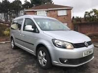 2011 VOLKSWAGEN CADDY MAXI 1.6 TDI ** 7 SEATER ** FINANCE AVAILABLE