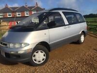 CHEAP RARE 1994 TOYOTA MPV AUTO DIESEL - LOOKS AND DRIVES SUPERB-YEARS MOT