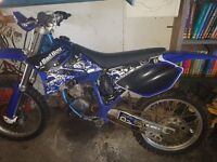 yamaha yz 125 all working perfect nothing wrong