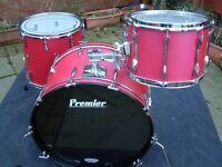 Premier Drum Set