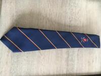 Essex County Cricket Society Tie 1974 - 1984