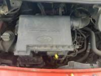 2008 TRANSIT 2.2 ENGINE AND BOX