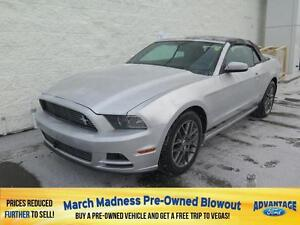 2014 Ford Mustang V6 Premium Heated Seats.