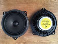 Door Speakers for BMW E90 E91 E92 (Pair)