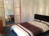 A Large double room available.