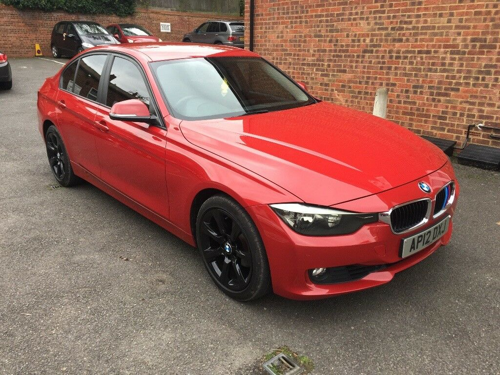 BMW 3 2012 petrol, low miles, bmw history, perfect condition