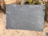 Beautiful Natural Slate Hearth or Paver/Tile (900x600x30)