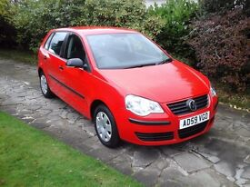 59 POLO 1.2 ONLY 34000 MILES 12 MONTHS MOT