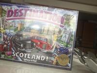 Destination Scotland board game