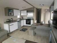 Dulux Caravan for hire at Seton Sands