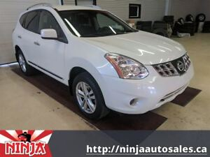 2013 Nissan Rogue SV AWD-HEATED SEATS-HANDSFREE
