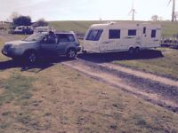 Caravan For Hire In Durham - Available For Holidays