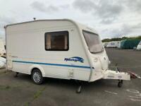 Bailey Ranger 380/2 two berth caravan