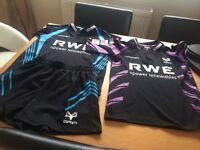 2 Ospreys shirts (m boys)