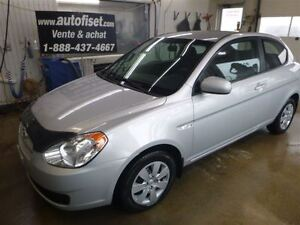 2011 Hyundai Accent 5 VIT  AIR     $27.50/SEM