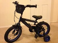 Boys Raleigh 14inch bike