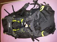 A BLACKS BACKPACK IN TOP CONDITION FOR QUICK SALE