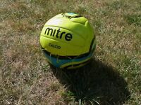 Mitre Calcio Official Size Weight 4 Football