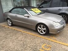 2005 Mercedes-Benz CLK500 Convertible Enmore 2042 Marrickville Area Preview